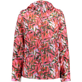 Meru Clyde Chaqueta Mujer, tropical leaves